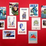 [PIXAR] 30주년 기념  포스터 한정판 모음전