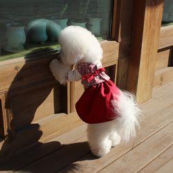 [O.꽃님한복 원피스]Flower Hanbok OPCRed