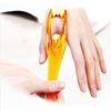 손가락 손등 혈액순환 건강 마사지 안마기