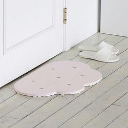 EVA 구름 욕실매트
