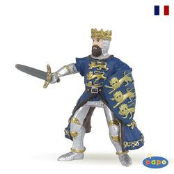 파포 기사 피규어 파란 옷의 리챠드 왕(39329)