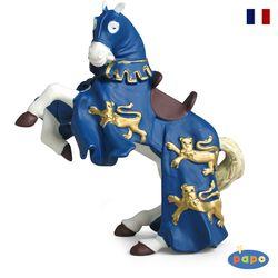 파포 기사 피규어 파란 옷의 리챠드 왕의 말(39339)