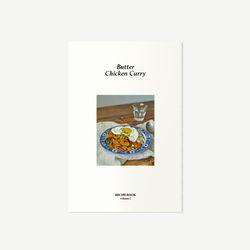 RECIPE BOOK volume.1  버터치킨커리
