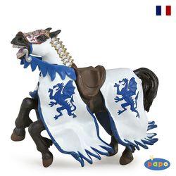파포 기사 피규어 파란 옷의 용왕의 말(39389)