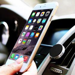 자석 송풍구 차량용 핸드폰 휴대폰 스마트폰 거치대