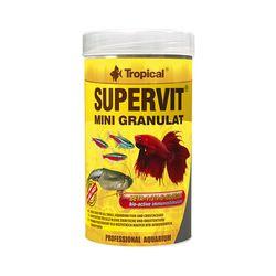 트로피칼 수퍼비트 미니그래뉼 65g(100ml)/열대어먹이
