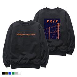 XXIX - dangerous - 8s-2001 - 나염맨투맨