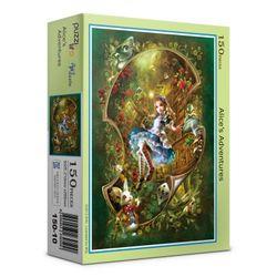 150피스 앨리스의 모험 직소퍼즐 PL150-10