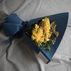 졸업입학 꽃다발 옐로우 프리지아