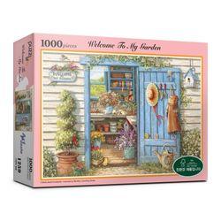 1000피스 나만의 정원 직소퍼즐 PL1259