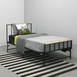 소프시스 폴딩 프레임 침대 SS