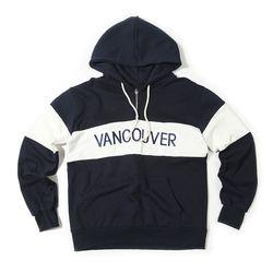 밴쿠버 남자후드티셔츠