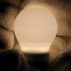 말랑 젤리 벌브 LED 터치 무드램프 조명