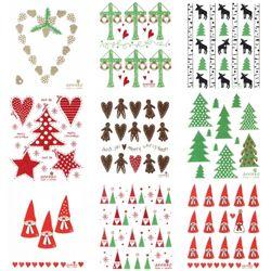 [아네코]스웨덴 행주-크리스마스