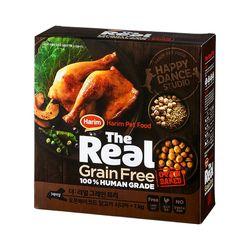 더리얼 그레인프리 오븐베이크드 닭고기 시니어 1kg