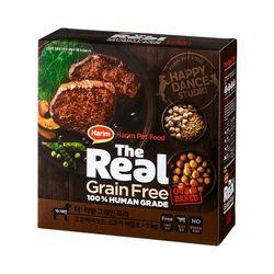 더리얼 그레인프리 오븐베이크드 소고기 어덜트 1kg