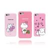 오버액션 토끼 하드 케이스 아이폰6(s)