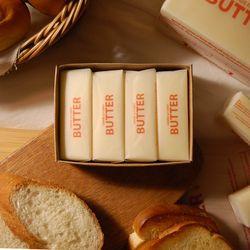 BUTTER SOAP MINI 버터비누 (4pc)