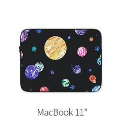 Space (노트북 11인치 파우치)