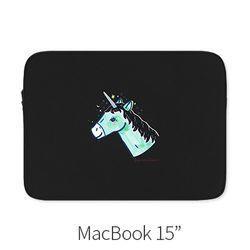 유니콘 (노트북 15인치 파우치)