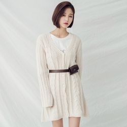 [로코식스] joyful knit OPS원피스