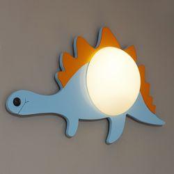 티라노 키즈벽등(LED램프포함)