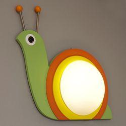 달팽이 키즈벽등(LED램프포함)