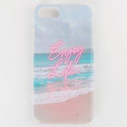 Enjoy Life 케이스 [아이폰8 PLUS]