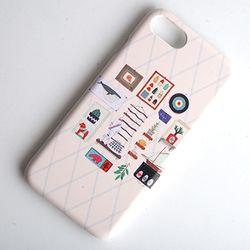 cozy 케이스 [아이폰8]