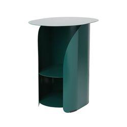 커브 사이드 테이블 에버그린