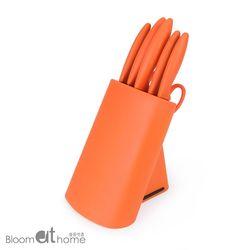 에코 칼세트 7P 오렌지