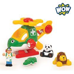 탐험대놀이 동물구조 헬리콥터 해리 01014