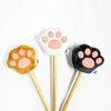 고양이 손 안마봉 - 화이트