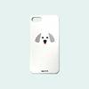 (갤럭시노트7 HAPPY DOG)엠마-DOG PHONE CASE