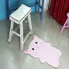 거실 욕실 현관 귀여운 고양이 러그 발매트