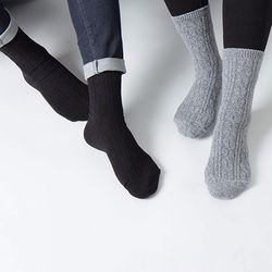 [WOMAN]TWISTED COTTON-SOCKS(11color)