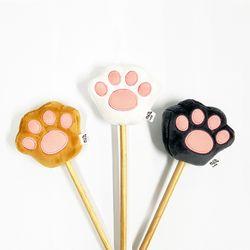 고양이 손 안마봉 - 차콜