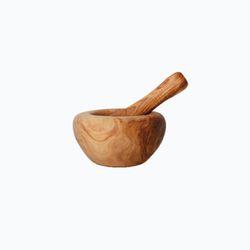 Olive Mortar & Pestle Small 올리브 절구 S
