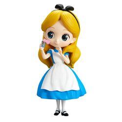 디즈니 큐포스켓 피규어-앨리스 Thinking Time-(일반)