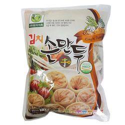 엄지 김치손만두 1.2kg  2개 냉동식품 CH1297582
