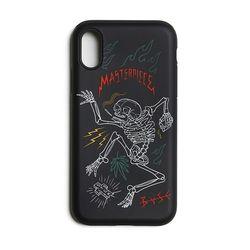 PHONE CASE MASTERPIECE BLACK iPHONE 8  8+  X