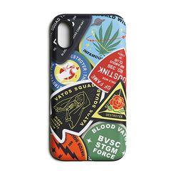 PHONE CASE MARK iPHONE 8  8+  X
