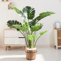 몬스테리아 110cm 7-2 FREOFT(조화나무)