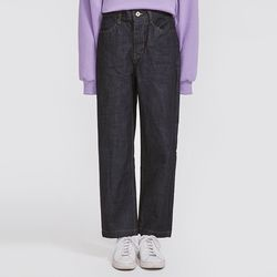 relaxed wide pants