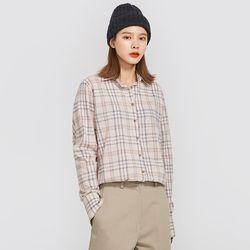 soft pastel check shirts