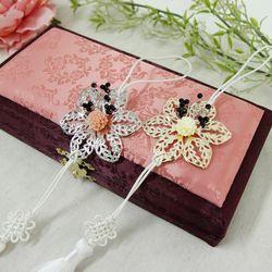 꽃잎 태슬노리개