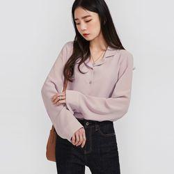 FRESH A collar blouse