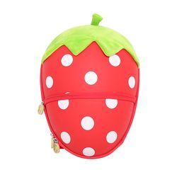 딸기 아동 백팩