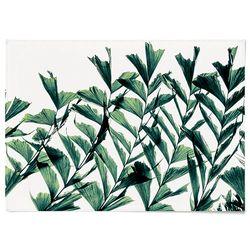 패브릭 포스터 F195 보테니컬 식물 그린 그린 [중형]