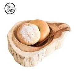 트레휘게 향나무 수제 보울 식기 (TH-HBW001)